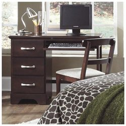 Signature Collection 3-Drawer Computer Desk