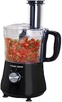 Black And Decker Fp1140bd Full Size Food Processor - 8 Cups - Black