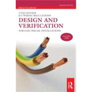 Iee Wiring Regulations : Design and Verification of Electrical Installations