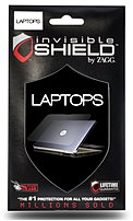 The ZAGG invisibleSHIELD DELLATE4300ST Skin is an exceptionally stylish and virtually indestructible film that will protect any Laptop from unsightly scratches