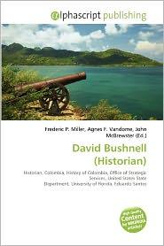 David Bushnell (Historian)