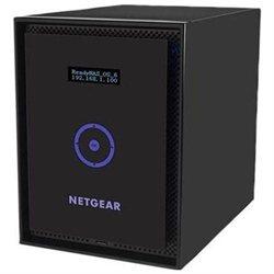 Netgear RN31664E-100NAS ReadyNAS 316 6Bay 24TB(6x4TB) Network Attached Storage HDMI