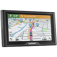 "Garmin Drive 50lmt Automobile Portable Gps Navigator - Portable, Mountable - 5"" - Touchscreen - Microsd - Lane Assist, Junction View, Turn-by-turn Navigation - Usb - 1 Hour - Preloaded Maps - Lifetime Map Updates - Lifetime Traffic Updates - Wqvga - 480 X 010-01532-06"