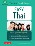 Learn the basics of Thai quickly and easily! Easy Thai is exciting and helpful for beginning Thai Language students and anyone who needs a functional day-to-day grasp of colloquial Thai