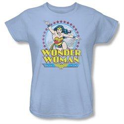 Womens DC Short Sleeve STAR OF PARADISE ISLAND Small T-Shirt Tee