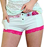 Foxers Mint Boxer Brief With French Memoir Band