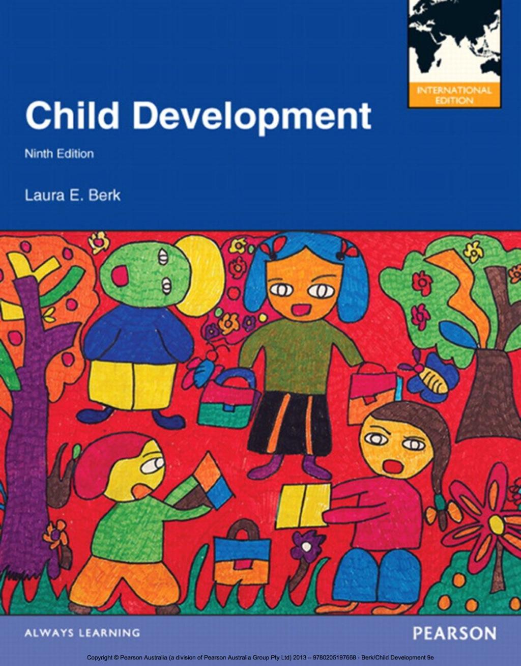 Child Development (custom Edition Ebook) (ebook)