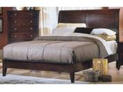 Full Bed of Borgeois Collection by Homelegance