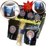 cgb_81912_1 Danita Delimont - Hungary - Fishermans Bastion, Castle Hil, Budapest, Hungary - EU13 KSU0008 - Keren Su - Coffee Gift Baskets - Coffee Gift Basket