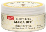 Burt's Bees Mama Bee Belly Butter, 6.5 Ounces (Pack of 3)