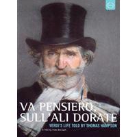 Va Pensiero, sull'ali dorate: Verdi's Life by Thomas Hampson (Music CD)