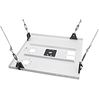 B For quick and secure installation  b   p This Suspended Ceiling Tile Replacement Kit  ELPMBP05  was designed to replace one 2' x 2' ceiling tile or to sit above a suspended ceiling