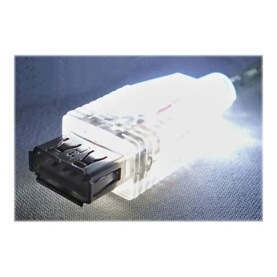 Qvs Cc2210c-06whl Usb Extension Cable - Usb (f) To Usb (m) - Usb 2.0 - 6 Ft - Silver