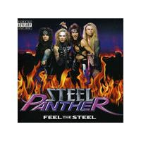 Steel Panther - Feel The Steel (Music CD)