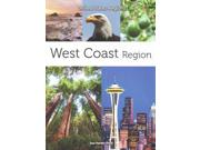 West Coast Region United States Regions Binding: Paperback Publisher: Apg Sales & Fulfillment Publish Date: 2015/01/01 Synopsis: Text and photographic essays present the geography, history, agriculture, industry, agriculture, weather, wildlife, food, and places to visit in the three states of Washington, Oregon, and California