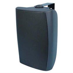 Indoor / Outdoor Speaker Pair (black) 5-1/4 70V/8ohm