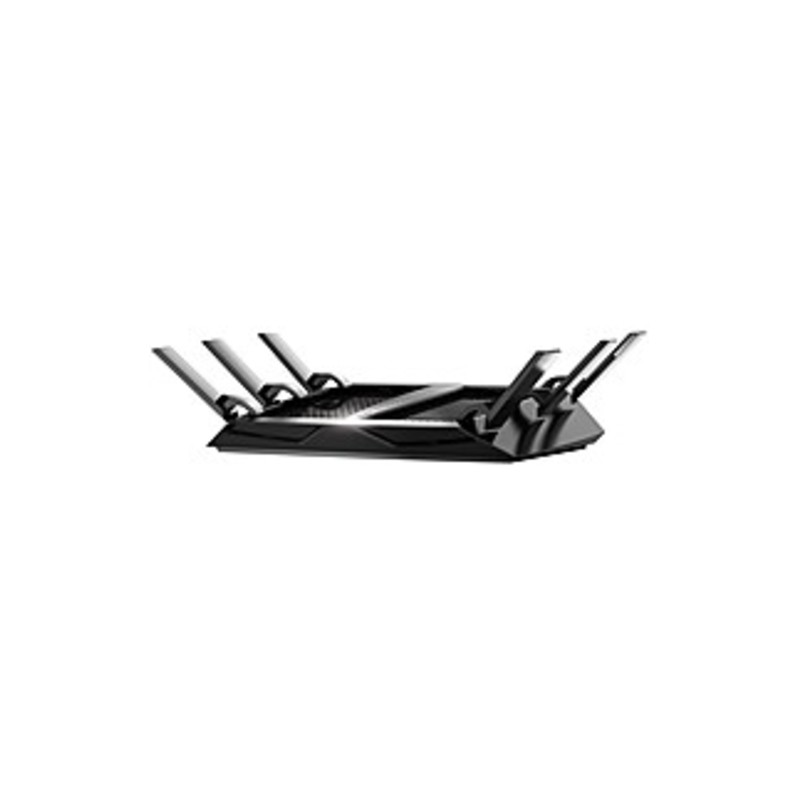 Netgear Nighthawk X6s R8000p Ieee 802.11ac Ethernet Wireless Router - 2.40 Ghz Ism Band - 5 Ghz Unii Band - 4000 Mbit/s Wireless Speed - 4 X Network P