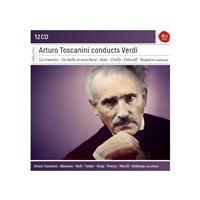 Arturo Toscanini Conducts Verdi (12 CD) (Music CD)