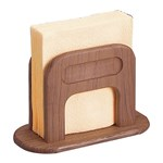 Whitecap 62432 Teak Traditional Napkin Holder