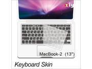 [ZIYA] Apple MacBook-2 (13) Keyboard Skin (Silicon)