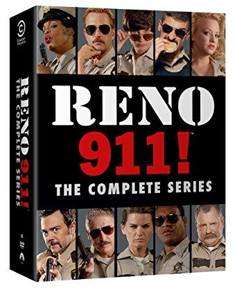 Cedric Yarbrough & Thomas Lennon - Reno 911: The Complete Series
