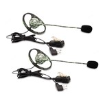 Midland Avph7 (2-pack) Camo Headsets With Boom Mic