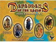 Defenders of the Realm: Hero Expansion #1 Type: Board Games Gender: Unisex Age: Teen