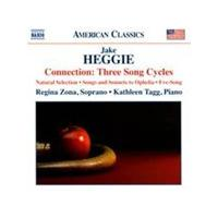 Heggie: Connection - Three Song Cycles (Music CD)