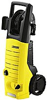 Equipped with two spray wands, the Karcher K3.690 Pressure Washer is able to tackle any cleaning project around the home