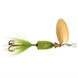 Danielson Zing Tail Spinner 1/8 oz Crawfish Size 18