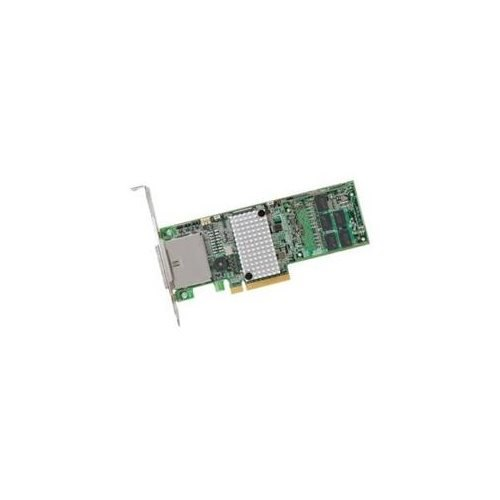 LSI Logic LSI00332 MegaRAID SAS 9286-8e 8Port 6Gb/s PCI Express 3.0 1GB DDR3 Controller Card