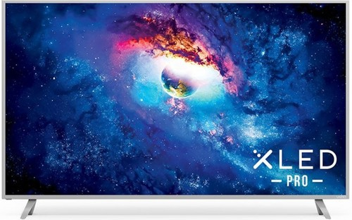 Vizio Smartcast P55-e1 55-inch 4k Ultra Hd Hdr Xled Smart Tv - 3840 X 2160 - 50,000,000:1 - 960 Clear Action - 8-core Processor - Wi-fi - Hdmi