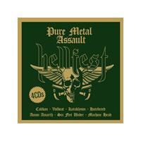 Various Artists - Hellfest (Pure Metal Assault) (Music CD)