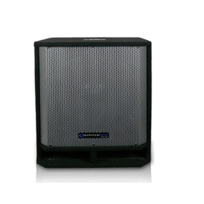 Technical Pro Thump15 Carpeted 15 Passive Sub With Builtin Crossover