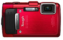 The Olympus Stylus V104130RU000 TG 830 Digital Camera combines outstanding image quality so that you no longer have to compromise image quality for durability