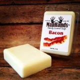 ManHands Bacon Scented Hand Soap - Humorous Novelty Bathroom Accessory Gift
