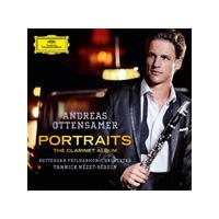 Rotterdam Philharmonic Orchestra - Portraits - The Clarinet Album (Music CD)