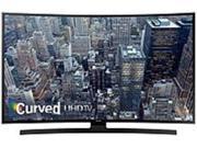 Samsung Ju6700 Series Un48ju6700 48-inch Curved 4k Ultra Hd Smart Led Tv - Motion Rate 120 - 3840 X 2160 - Hdmi, Usb