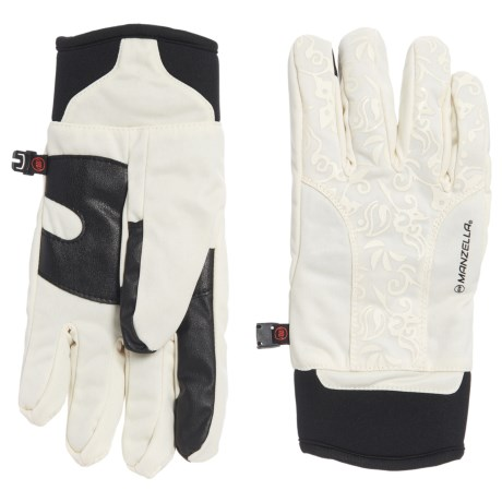 Get Intense Touch Tip Gloves - Insulated (for Women)