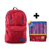 FC Barcelona Outdoor Backpack School Book Bag Laptop Backpack FCB-BP002 Sackpack