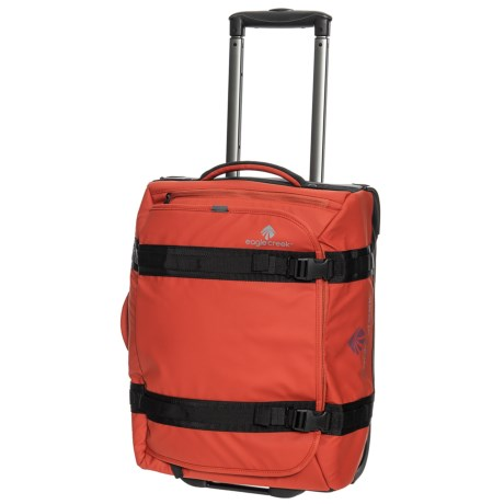 20? No Matter What Flatbed Awd Spinner Suitcase - Carry-on