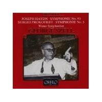 Haydn/Prokofiev - Symphony No. 93/Symphony No. 5 (Szell, VSO) (Music CD)