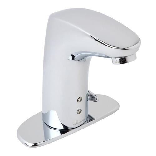 Symmons S-6080 Ultra-sense 4 In. Centerset 1-handle Bathroom Faucet In Chrome