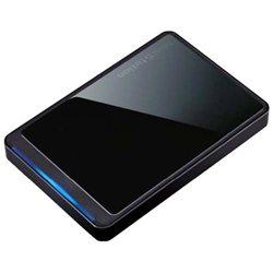 Buffalo MiniStation Stealth 500GB USB 2.0 Portable Hard Drive