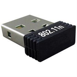 Etekcity High Power Gain Dongle Mini 150Mbps USB Wireless LAN Network Adapter w/2dBi internal antenna Realtek RTL8188CUS