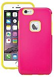 Iluv Ai6regapn Regatta Dual-layer Case For Iphone 6 - Pink - Thermoplastic Polyurethane (tpu), Polycarbonate