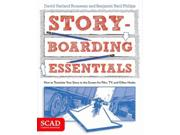 Storyboarding Essentials Binding: Paperback Publisher: Random House Inc Publish Date: 2013/06/25 Synopsis: Presents a guide to visual storytelling that covers everything students and working professionals need to master the art of writing and formatting scripts, creating frames, and following visual logic to create a cohesive narrative
