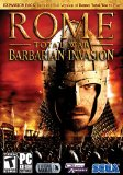 Rome Total War: Barbarian Invasion Expansion Pack - PC