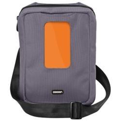 Cocoon CGB150GY Carrying Case (Messenger) for iPad - Gun Gray - Ballistic Nylon