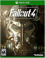 The Bethesda 17042 Fallout 4 is the award winning creators of Fallout 3 and The Elder Scrolls V  Skyrim, welcome you to the world of Fallout 4   their most ambitious game ever, and the next generation of open world gaming